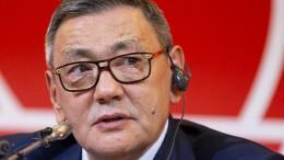 Umstrittener Box-Präsident will zurücktreten