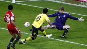 Dortmund marschiert - Siege für Mainz, Köln und Hannover