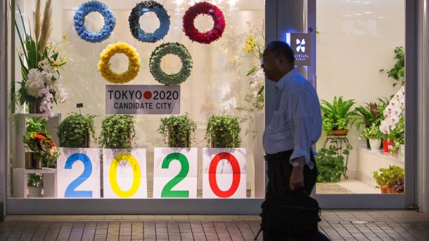 Tokyo awaits IOC decision on 2020 Olympic Games