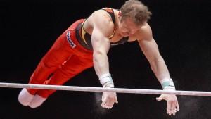 Hambüchen turnt wieder olympiareif