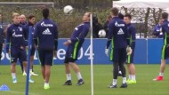 Schalke selbstbewusst vor Spiel gegen den  BVB