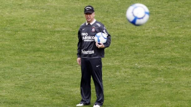 Die Hoffnung heißt Luiz Antonio Venker Menezes