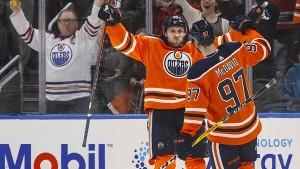 Draisaitl schreibt NHL-Geschichte
