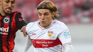 VfB-Profi Sosa wird nicht für Deutschland spielen
