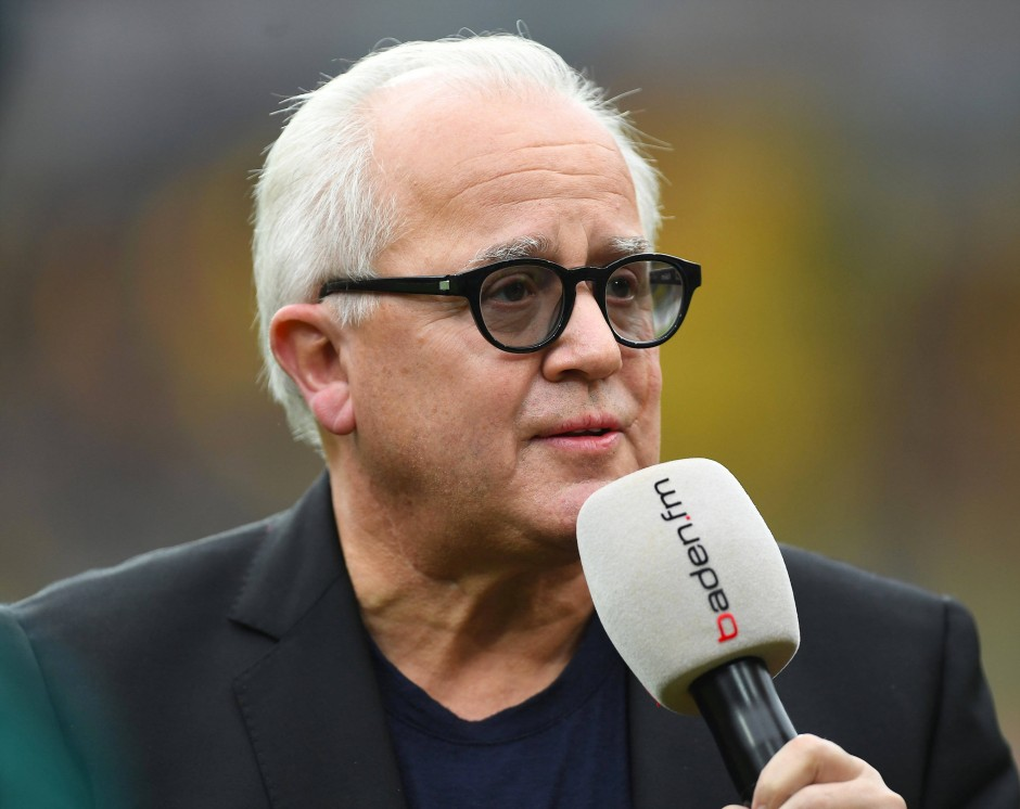 Umfangreiches Statement: DFB-Präsident Fritz Keller, hier Anfang Oktober in Freiburg