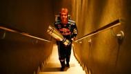 Goldjunge: mit damals 23 Jahren wird Sebastian Vettel jüngster Weltmeister der Formel-1-Geschichte