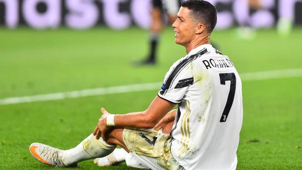 Ronaldo steht dicht vor dem Triumph – und scheitert