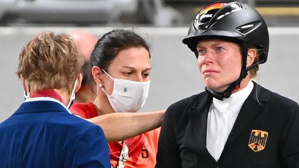 Fünfkampf-Trainerin äußert sich zu Tierquälerei-Vorwürfen