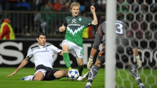 Champions League - Werder Bremen - Tottenham Hotspur