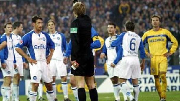 KSC gegen Duisburg wird nicht wiederholt