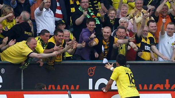Dortmund lässt sich nicht nervös machen
