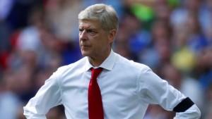 Die schwierigste Saison des Arsène Wenger