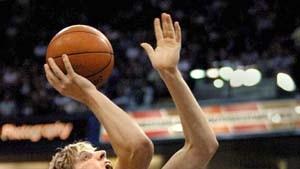 Dirk Nowitzki: Ein Überflieger, der nicht abhebt