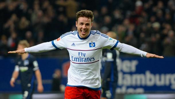 Müller trifft doppelt für den HSV