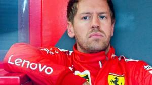 """""""Was ist nur mit Vettel los?"""""""