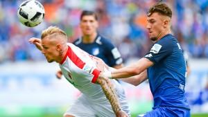 Hoffenheim nutzt seine Chance nicht