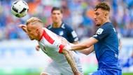 Überschaubares Niveau in Sinsheim: Hoffenheim und Augsburg bleiben torlos
