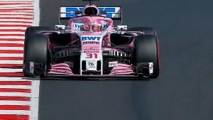 Vater von Pilot rettet Formel-1-Rennstall