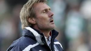 Der MSV Duisburg trennt sich von Trainer Bommer