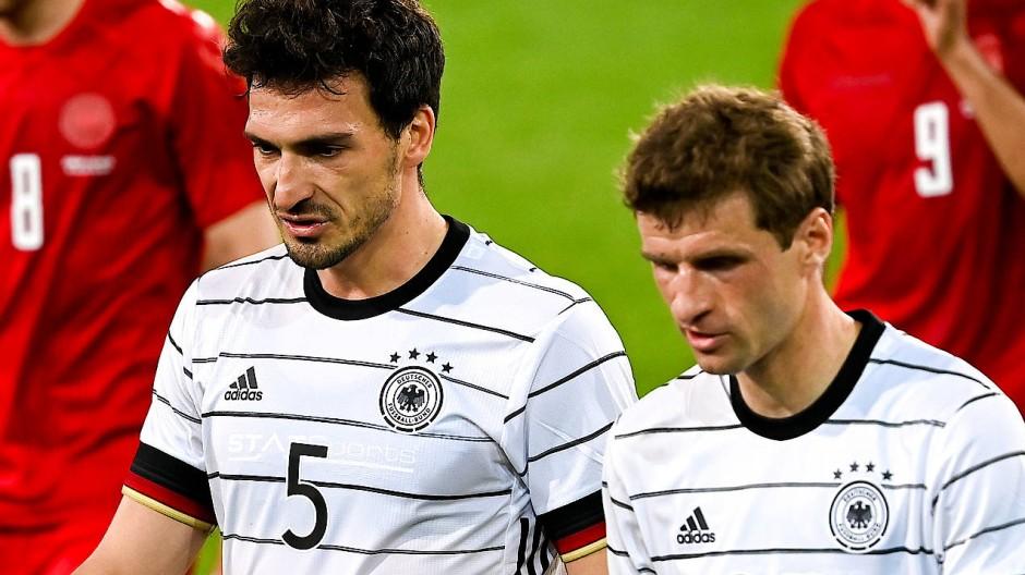 Zurück in der Nationalmannschaft: Mats Hummels (links) und Thomas Müller
