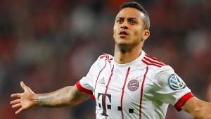 Ohne Thiago geht bei Bayern nix