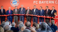 "FC Bayern eröffnet ""Campus"""