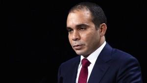 Prinz Ali und die Angst vor dem Handy-Trick