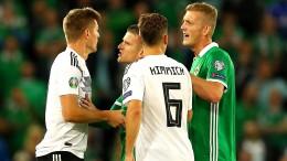 Ein bisschen viel Durcheinander im DFB-Team