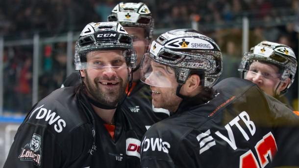 Warum die Löwen die zweite Eishockey-Liga aufmischten