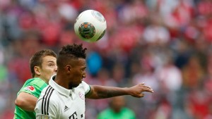 Bayern mit Mühe im Wiesn-Dress