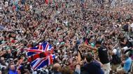 Heile Welt in Silverstone
