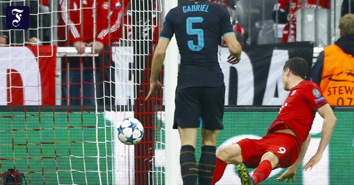 Bayern Arsenal Zdf