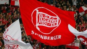 Kickers Offenbach wieder saniert