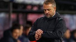"""""""Als Trainer beim FC Bayern braucht man ein dickes Fell"""""""