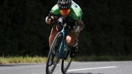 Der spektakulärste Fahrer im Feld: Peter Sagan ist das Zugpferd des Teams bora-hansgrohe
