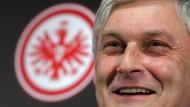 Armin Veh zum zweiten Mal Trainer in Frankfurt