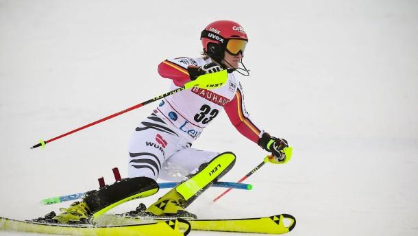 """""""Sie fährt im Moment extrem gut Ski"""""""