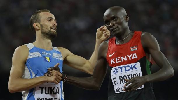 Dreister Betrug bei Doping-Test