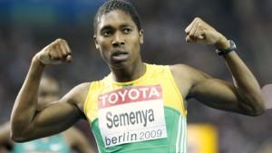 Weltmeisterin Semenya darf wieder starten