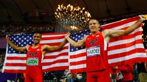 Amerikanischer Doppelsieg