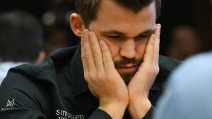 Carlsens imposante Serie endet nach 125 Partien