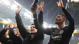 Nun wartet Inter Mailand auf die Eintracht