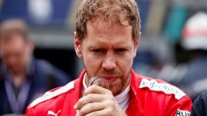 Ferraris verzweifelter Hilferufe nach Glück