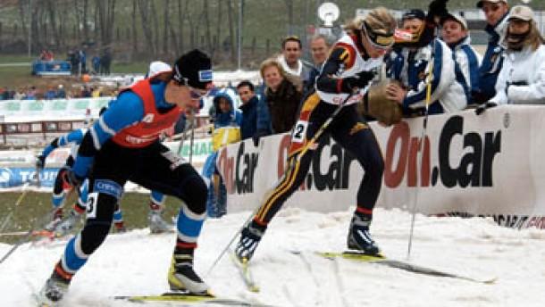Sommerfeldt übernimmt Weltcupspitze