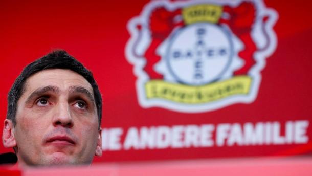 Korkut neuer Trainer auf Zeit in Leverkusen