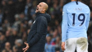 Guardiola lässt Klopp davonziehen