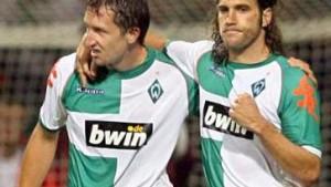 HSV noch nicht in Form, Bremen oben auf