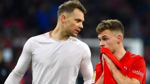 Die diebische Freude des FC Bayern