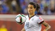 DFB-Damen wollen gegen USA besser spielen