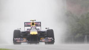 Deutsche Fahrer kommen gut durch den Monsun